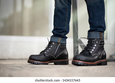 Boots for Men Images, Stock Photos \u0026 Vectors
