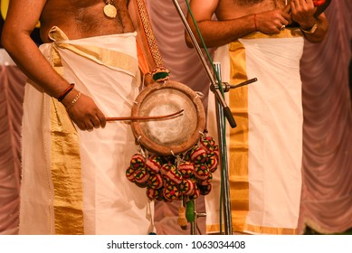 Kerala Musical Instruments Stock Photos Objects Images Shutterstock
