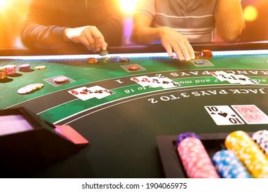 Blackjack Man Hd Stock Images Shutterstock