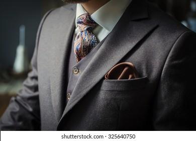 men suit