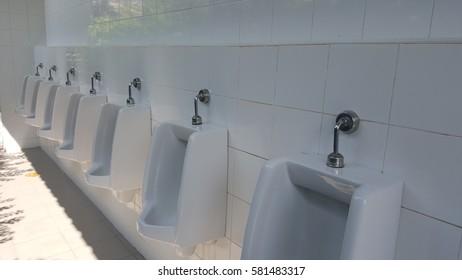 men toilet room
