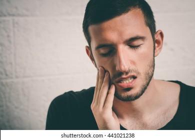 Men Toothache
