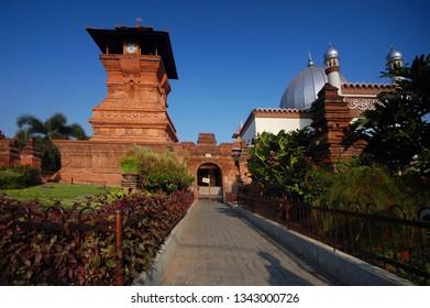 Menara kudus , kudus mosque, Central Java, Indonesia