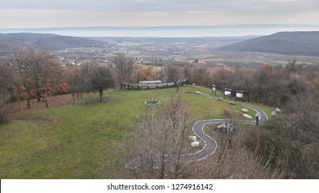 Mencshely viewpoint - Balaton, Hungary