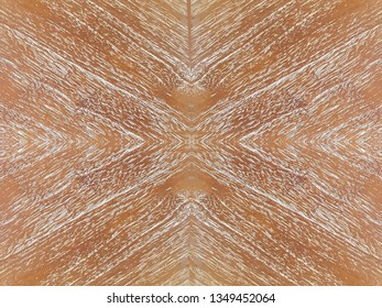 mende veneer wood board, white washed finish with abstract concentric grain pattern