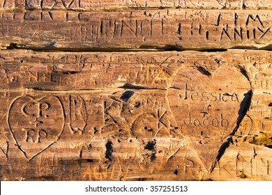 Carved letters images stock photos & vectors shutterstock