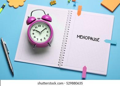 Menopause, Health Concept