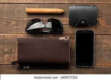 Imágenes Fotos De Stock Y Vectores Sobre Leather Card