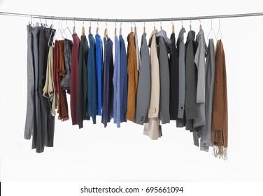 Suits Hanging Images Stock Photos Amp Vectors Shutterstock