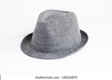 Men's grey hat/Trendy grey man's hat