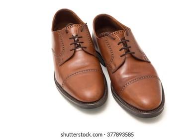 men's leather shoes