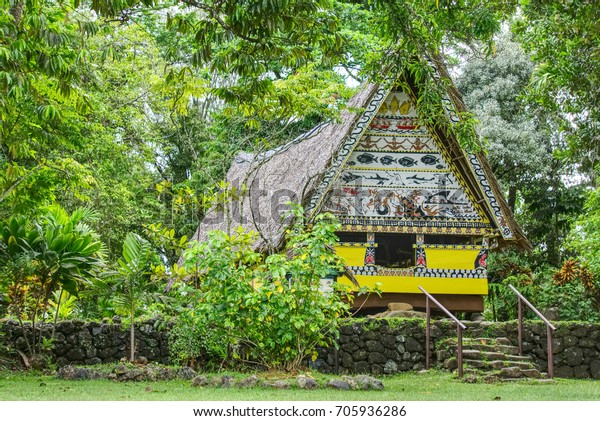 Menshouse, Koror, Palau