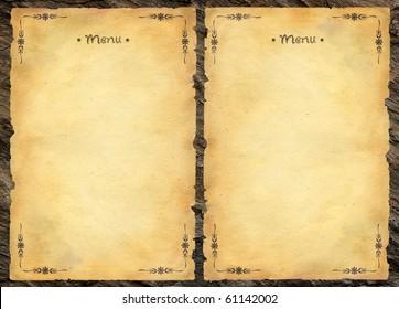 Menu Background Images Stock Photos Amp Vectors Shutterstock