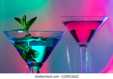 menu beverage drinks and cocktails bar sign