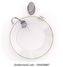 menu dish