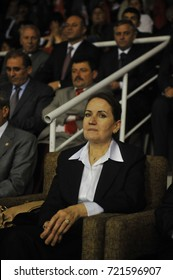Meral Aksener is a Turkish politician