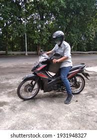 Merbabu Raya street, Mojosongo, Jebres District, Surakarta City, Central Java, Indonesia March 8, 2021
