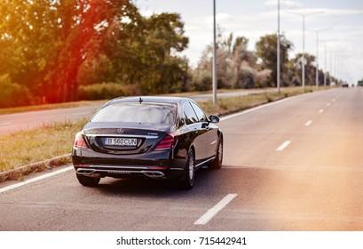 Mercedes-Benz Maybach 2017 2017 06 september Moldova