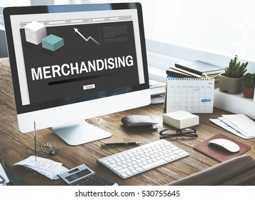Merchandising Trading Strategy Development Concept