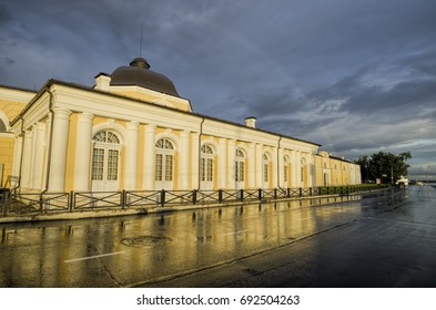 The Merchant Court In the city of Arkhangelsk. Russia, Arkhangelsk