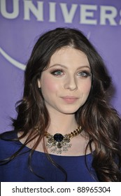 """""""Mercy"""" star Michelle Trachtenberg at NBC Universal's Winter 2010 Press Tour cocktail party at the Langham Huntington Hotel, Pasadena. January 10, 2010  Pasadena, CA Picture: Paul Smith / Featureflash"""