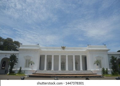 Merdeka Palace (Istana Merdeka or Paleis te Koningsplein), is one of six presidential palaces in Indonesia.