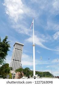 Merdeka Square(Independence Square) in Kuala Lumpur
