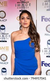 Merle Dandridge attends 49th NAACP Image Awards Non-Televised Awards Dinner and Ceremony at Pasadena Conference Building, Pasadena, CA on January 14, 2018