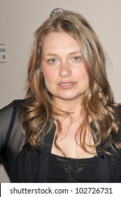 """Merritt Wever at An Evening With """"Nurse Jackie"""" Presented by the Academy of Television Arts & Sciences, Leonard H. Goldenson Theatre, North Hollywood, CA. 03-15-10"""