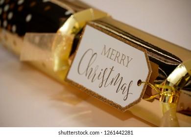 Merry Christmas Cracker