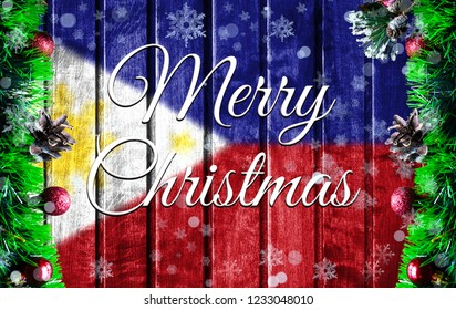 Merry Christmas In Filipino.Philippine Christmas Stock Photos Images Photography