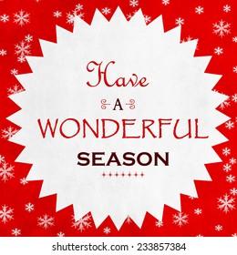 Merry christmas season greetings quote stock illustration 233857345 merry christmas season greetings quote m4hsunfo