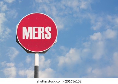 MERS Sign