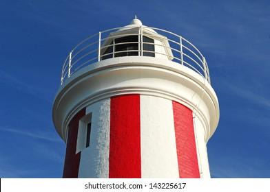 Mersey Bluff Lighthouse, Tasmania, Australia
