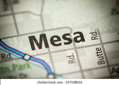 Mesa. Arizona. USA