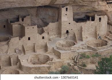 Mesa Verde Ancestral Pueblos