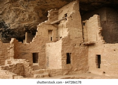 Mesa Verde National Park Cliff Dwelling Home