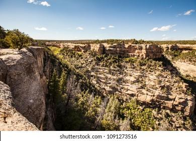 Mesa Verde National Park, Montezuma County, Colorado