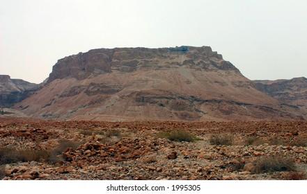 Mesada (dead sea, israel).
