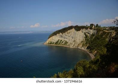 Mesecev zaliv, Slovenia - Shutterstock ID 1371946616