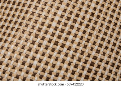 Green Woven Fabric Check Table Cloth