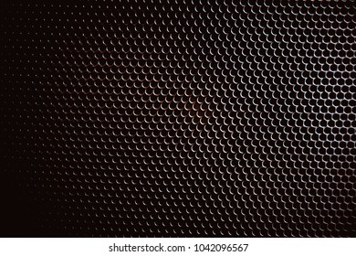 mesh texture from audio column