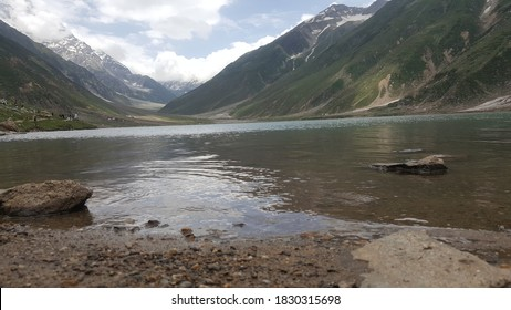 Mesmerizing lake Saif ul Malooq Pakistan in Summers