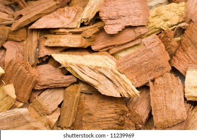 Mesquite Chips for Grilling or Barbeque
