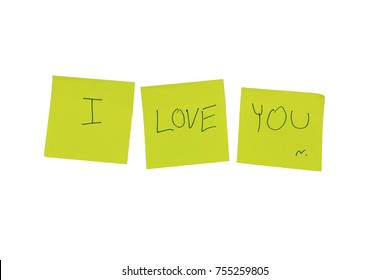 message i love you