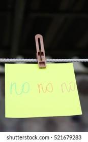 message no