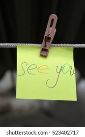 message see you