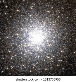 Messier 2, is a globular cluster that  lies in the Aquarius constellation.
