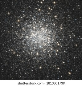 Messier 3, is a globular cluster that  lies in the Canes Venatici constellation.