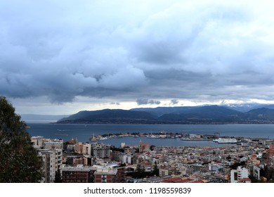 Messina city of the strait